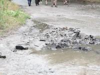 В Запорожье затопило дома на Скальной