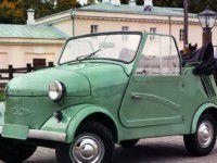 Запорожскому бойцу подарят во Львове ретро-автомобиль