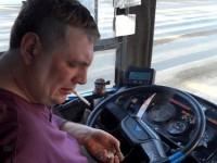 В Запорожье маршрутчик получил ножом в плечо от пассажира