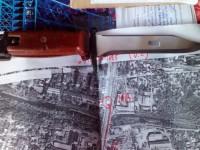 В Бердянске задержали информатора террористов с картами позиций ВСУ