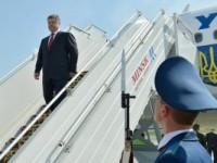 Президентский самолет сегодня приземлится в Запорожской области