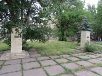 В Мелитополе убрали еще 4 коммунистических памятника