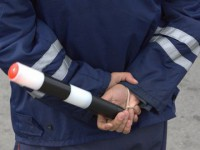 В Запорожской области милиционеры гонялись за гаишником