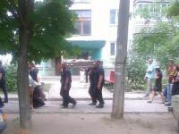 Сотни запорожцев пришли проститься с убитой 8-летней малышкой