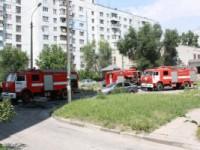 В Запорожье из многоэтажки эвакуировали 13 жильцов