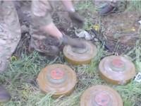 В Запорожье обнаружили тайник с боеприпасами