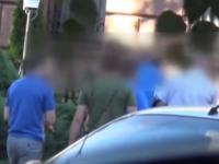 В Запорожье задержали боевика «ДНР», пытавшего создать конвертационный центр (Видео)