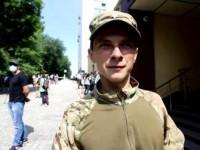 В запорожском клубе охранник избил участника АТО