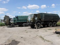 В Запорожской области организовали мастерскую по ремонту военной техники