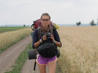 Запорожанка вместе с подругой прошла за 93 дня всю Украину