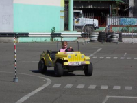 В центральном парке Запорожья откроется детская автошкола
