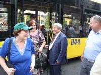 Запорожье закупит троллейбусы с кондиционерами