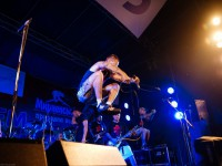 В Запорожье с аншлагом прогремел концерт BRUTTO (Фото)