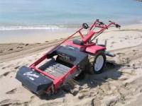 Запорожские коммунальщики снова не смогли купить машину для уборки пляжей