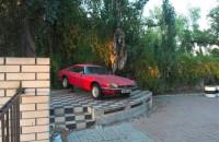 Фотофакт: В Бердянске из машины за 20000 евро сделали памятник