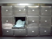 В запорожском морге хранятся 12 тел бойцов, которых не могут похоронить