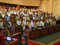 Депутаты Запорожского облсовета: «В Запорожье нет места для сепаратизма, мы – патриоты единой Украины»