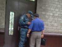 В Запорожье на конференцию «Оппозиционного блока» отказались пускать журналистов
