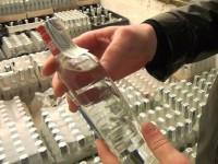В Запорожье накрыли склад с незаконным спиртным на сотни тысяч гривен