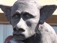 Автора памятника Путину в Запорожье террористы внесли в «расстрельный список»