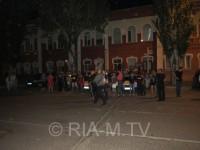 В Запорожской области пикетировали управление милиции