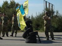 Запорожские активисты присоединились к блокаде Крыма (Фото)