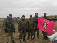В Запорожье торжественно демобилизуют артиллеристов