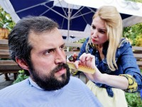 В Запорожье выбрали самую красивую бороду (Фото)