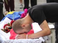 В Бресте похоронили бойца, скончавшегося в запорожской больнице