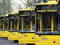 Запорожье закупит партию новых троллейбусов