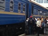 Проводница поезда «Запорожье-Львов» отказалась пускать военного