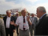 Директор «Мотор Сичи» засветился на крупном московском авиасалоне