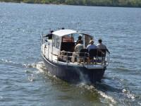 Из Запорожья в Разумовку теперь можно добраться по воде (Расписание)