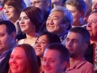 Запорожский мэр сводил свою возлюбленную на юмористическое шоу в Киеве