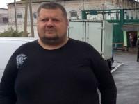 Нардеп Мосийчук поставил в Бердянске гаишников на колени (Видео)
