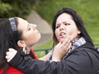 В Энергодаре женщины подрались на детской площадке