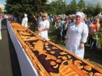 В Энергодаре испекут 11-метровый каравай