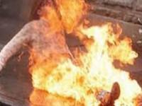 В Запорожской области на берегу нашли сожженное тело