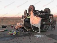 В результате ДТП в Запорожской области пострадали 5 военных