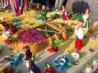 Праздничный торт ко Дню Запорожья впервые сделали двухъярусным (Фото)