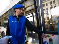В Запорожье на маршруты выехали два новеньких троллейбуса (Фото)