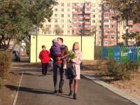 На Песках после трехлетней реконструкции открыли детский сад (Фото)