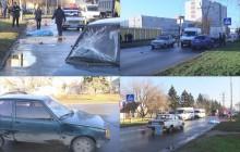 В Запорожье автомобиль насмерть сбил пешехода
