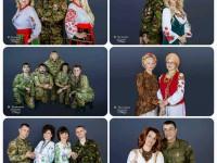 Запорожские бойцы снялись для уникального календаря (ФОТО)