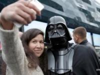 Запорожцы смогут сделать селфи с героями «Звездных войн»