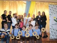 В Запорожской области прошел конкурс талантов «Звездопад»