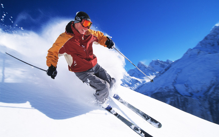 купить в Киеве снаряжение для зимних видов спорта
