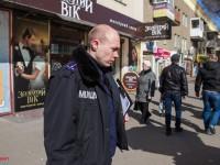 Очевидцы посчитали ограбление ювелирного магазина в Запорожье учениями (Фото)