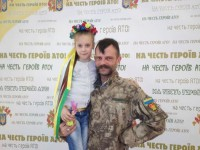 Запорожские волонтеры устроили фотосессию в торговом центре, чтобы помочь военным