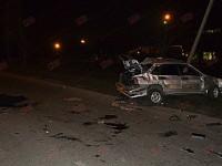Бердянец  устроил смертельное ДТП на автомобиле, который одолжил у друга